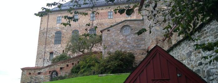 Akershus Slott is one of Oslo.