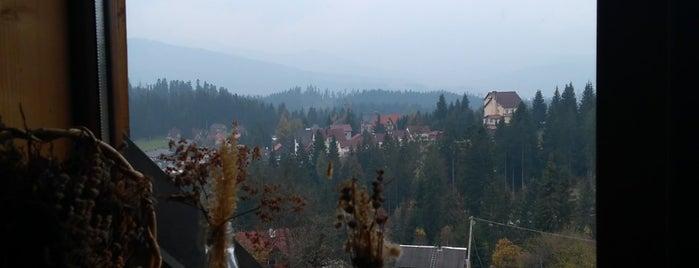 Колиба Високий Перевал is one of Local.