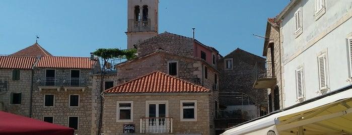 Crkva Sv. Ivana is one of Хорватия.