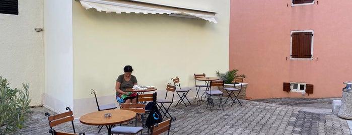 L'Angelique Cafe is one of Croatia top spots.