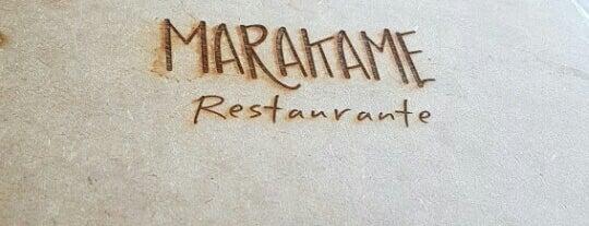 marakame is one of Cafeterías Condesa.