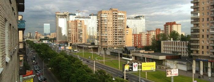 Ленинский проспект is one of Locais curtidos por Viktoria.