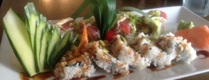 The Sushi Place is one of Yunus'un Beğendiği Mekanlar.