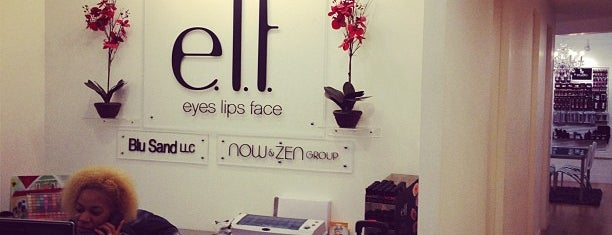 Elf Cosmetics HQ is one of ALL NYC.