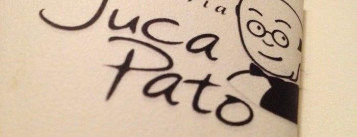 Juca Pato is one of Osvaldo'nun Beğendiği Mekanlar.