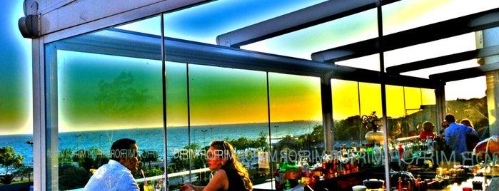 Mirror Restaurant & Bar is one of Time Out Kadıköy.