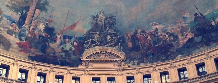 CCI Paris Île-de-France – Bourse du Commerce is one of Paris.