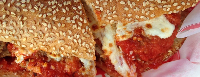 Parm is one of NYC's Must-Eats, Various.