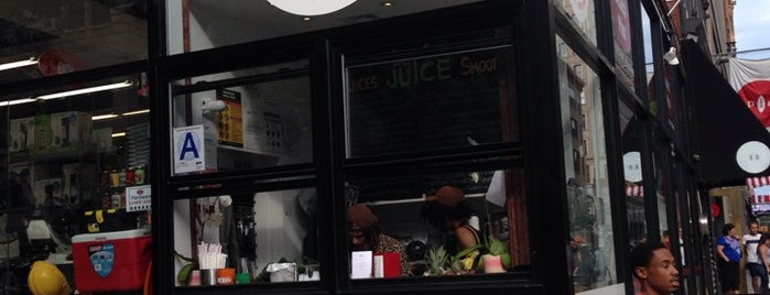 Be Juice is one of New nyc.