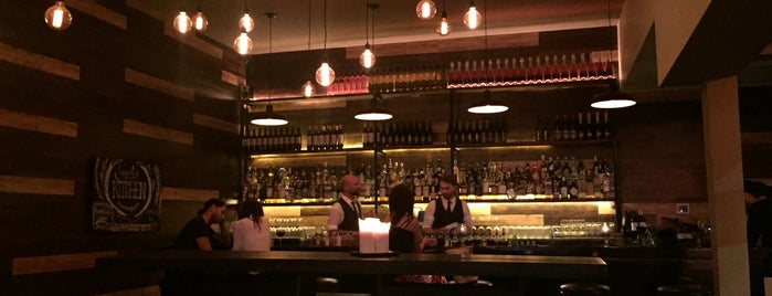 Social Kitchen is one of TO TEST Bar NYC.