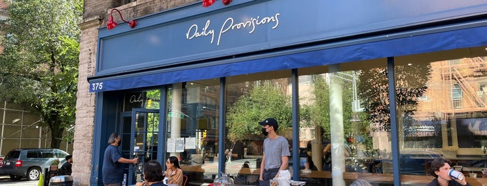 Daily Provisions is one of Coffee NYC.