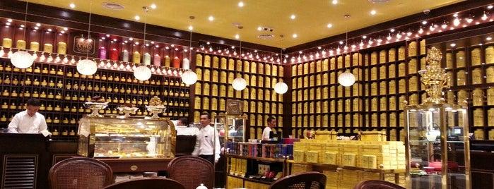 TWG Tea Salon is one of Café | Penang.