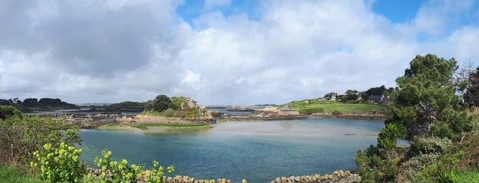 Île-de-Bréhat is one of Bretagne.
