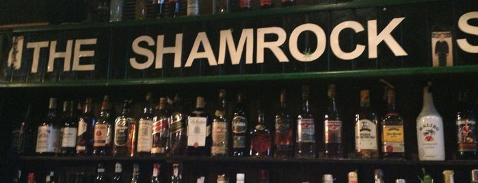 The Shamrock is one of Copeo.