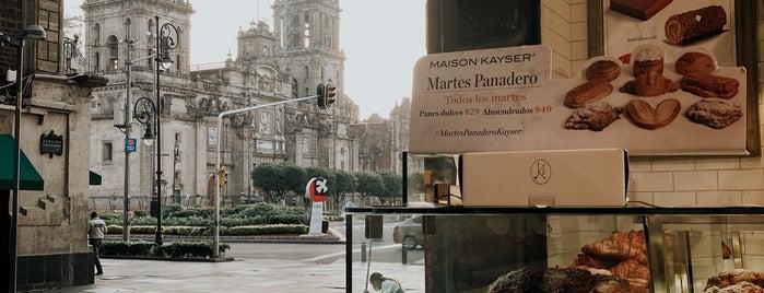 Maison Kayser is one of Orte, die Fernando gefallen.