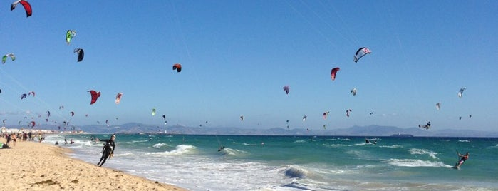 Playa Los Lances Del Norte is one of Tarifa MOLA!!!!!!!!!.