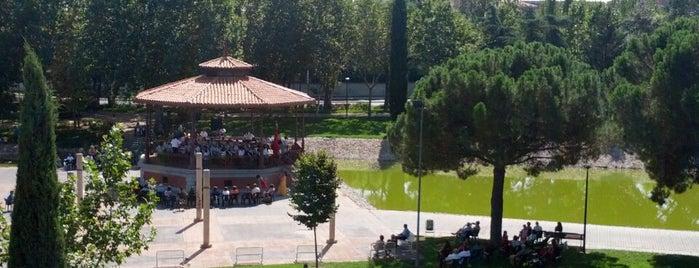 Parque de Las Minas is one of Alvaro'nun Beğendiği Mekanlar.