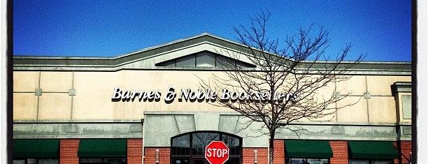Barnes & Noble is one of Orte, die Oscar gefallen.