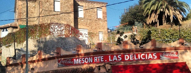 Delicias is one of Barceloneando.