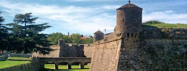 """Castillo de San Pedro """"La Ciudadela"""" is one of Aragon."""