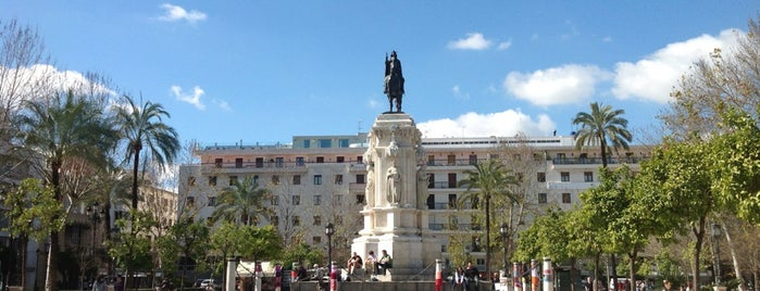 Plaza Nueva Square is one of Lets do Sevilla.