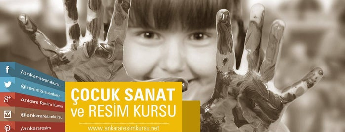 Ankara Resim Kursu is one of Gespeicherte Orte von İlknur.