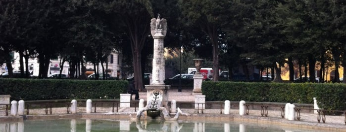 Piazza Giuseppe Mazzini is one of Supova in Roma.