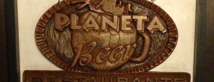 Planeta Beer is one of Bares e Restaurantes.