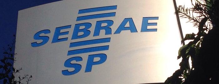 Sebrae is one of Educação e Estudo.