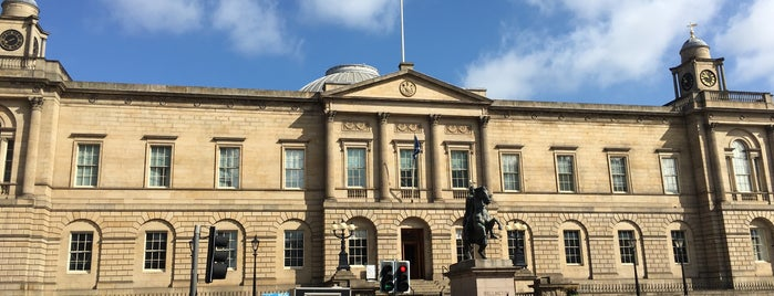 The National Archives of Scotland is one of Edinburgh.