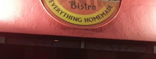 The Addiction Bistro is one of Happy Hour.