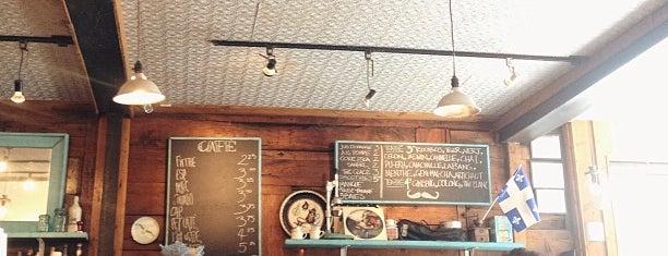 Café Névé is one of Worldwide coffee TODO.