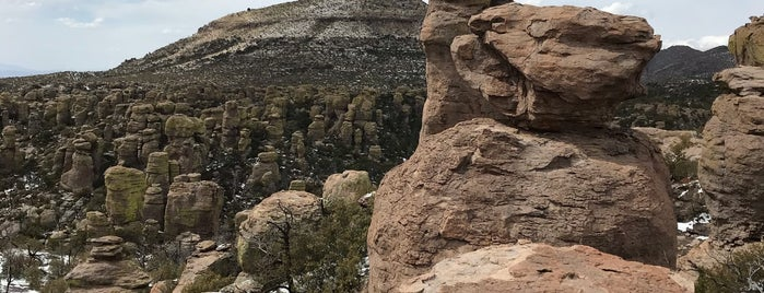 Chiricahua National Monument is one of Outdoors.