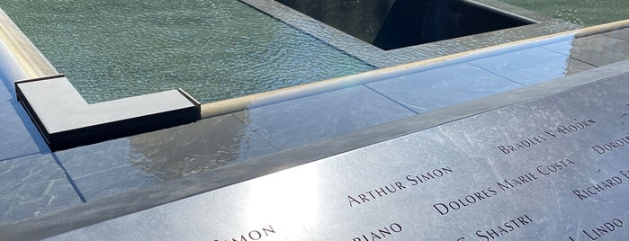 9/11 Memorial North Pool is one of NYC.