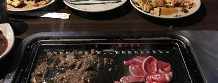 Izziban Korean BBQ is one of Tempat yang Disimpan Nicolas.