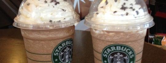 Starbucks is one of Vaughan 님이 좋아한 장소.