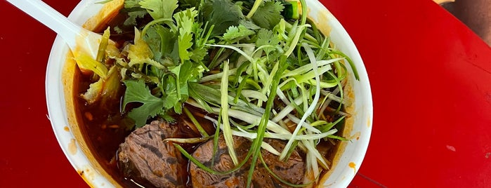 Very Fresh Noodles is one of NYC (-23rd): RESTAURANTS to try.