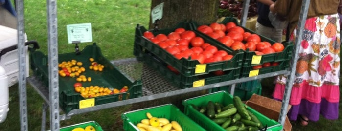 Outdoor Farmers Market is one of RI to-do.