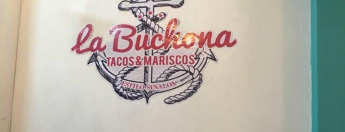 La Buchona is one of Lieux qui ont plu à Pablo.
