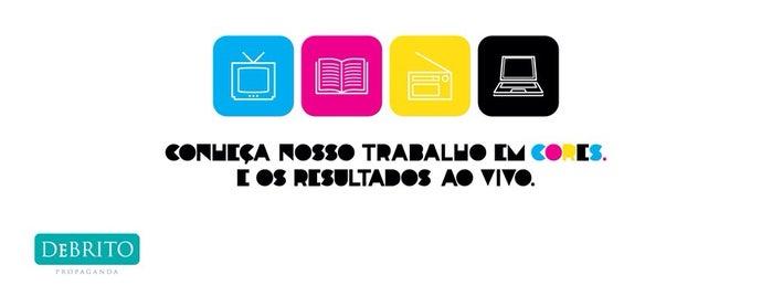 DeBrito Propaganda is one of Agências.