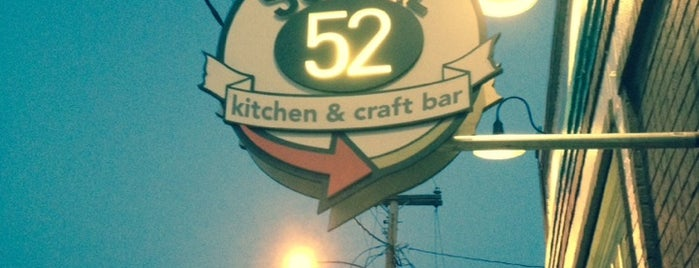 Social52 Kitchen & Craft Bar is one of rva.
