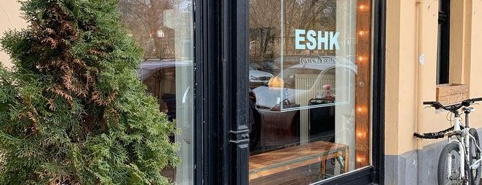 ESHK is one of Berlin.