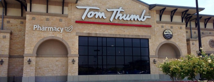 Tom Thumb is one of Lieux qui ont plu à Kate.