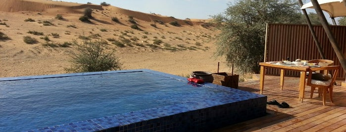 Ritz-Carlton Banyan Tree Al Wadi is one of Middle East.