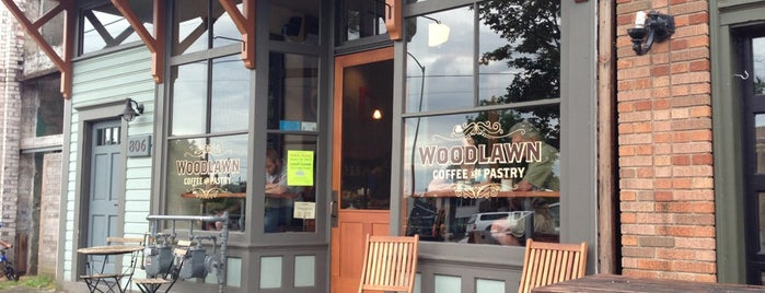 Woodlawn Coffee and Pastry is one of Portlandia Pilgrimage.