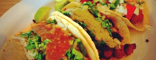 Pica's Mexican Taqueria is one of CO TODO.