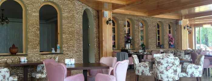 Antique House Cafe Restaurant is one of Favori Mekanlar Gaziantep.