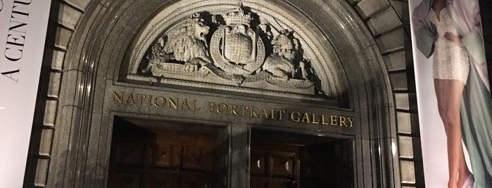 National Portrait Gallery is one of Posti che sono piaciuti a Miranda.