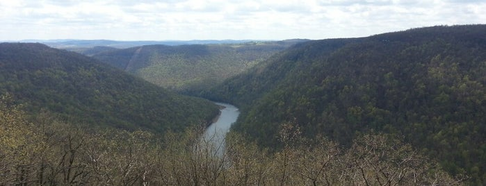 Raven Rock Overlook is one of Priority date places.