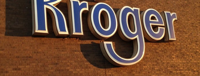 Kroger is one of Locais curtidos por Aaron.